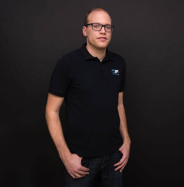 Fabijan Černeka - novinar i programer